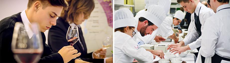 Soirée gastronomique aux saveurs d'Italie